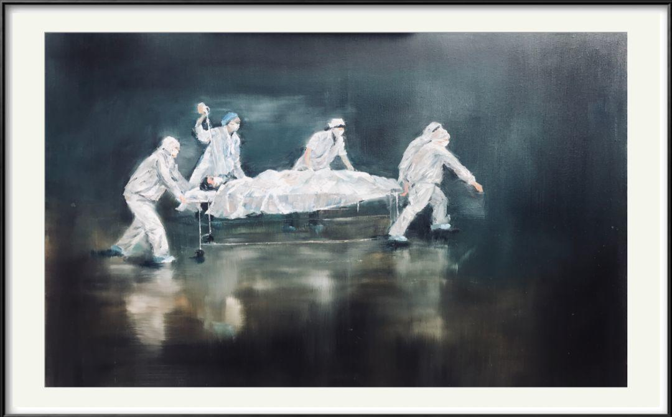 众志成城、抗击疫情 西安市美术家协会艺术家作品网络系列展(一)正式开展!